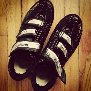 Shimano Bike Shoes for Soul Cycle with LOOK Delta Clips