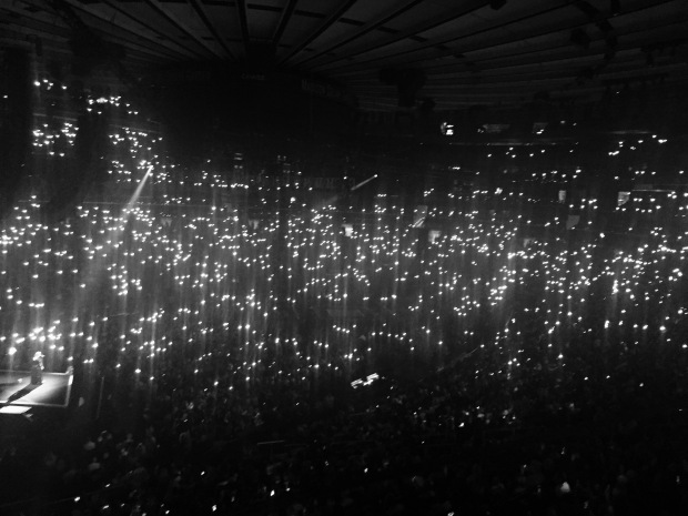adele madison square garden