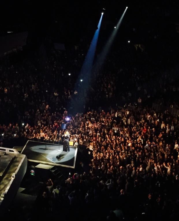 adele nyc concert